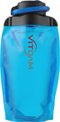 Jar-Shaped Foldable Water Bottle (500ml)